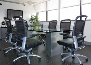 The Altman Law Firm - Front Conference Room