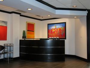 The Altman Law Firm - Receptionist Desk