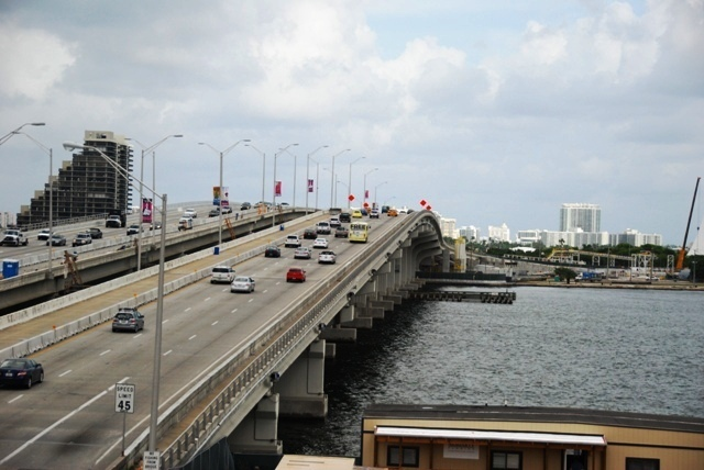 Miami Bicycle Accident   Julia Tuttle Causeway