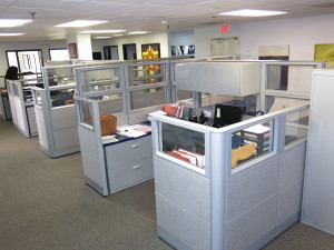 The Altman Law Firm - Staff Working Area