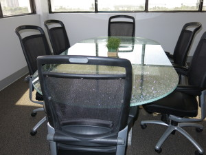 The Altman Law Firm - Back Conference Room