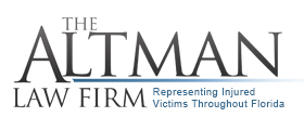 The Altman Law Firm | Miami Personal Injury Attorney | Miami Car Accident Lawyer